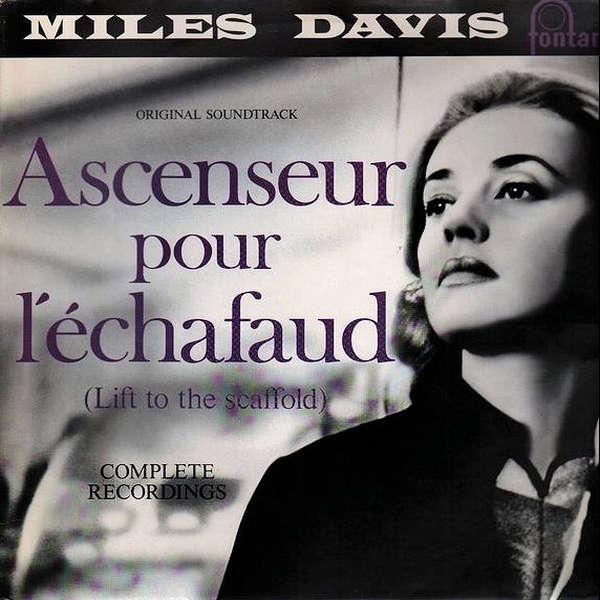 Miles Davis-Ascenseur Pour L'Echafaud-600x600